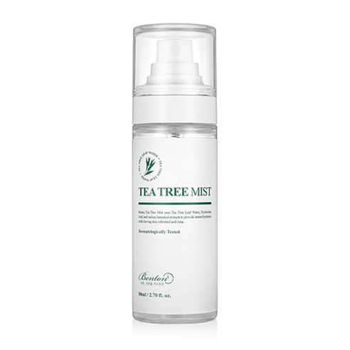 [Benton] Tea Tree Mist 80ml (Weight : 120g)