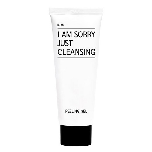 [B-LAB] I Am Sorry Just Cleansing Peeling Gel 100ml (Weight : 200g)