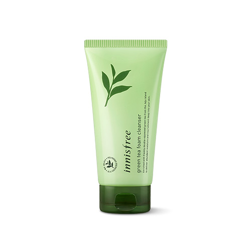 [E][Innisfree] Green Tea Foam Cleanser 150ml (Weight : 220g) | MYKOCO.COM
