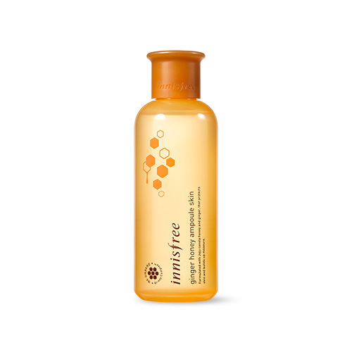 [Innisfree] Ginger Honey Ampoule Skin 200ml