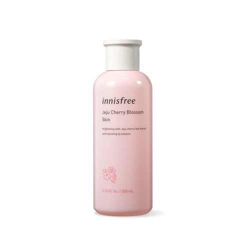 [Innisfree] Jeju Cherry Blossom Skin 200ml (Weight : 290g)