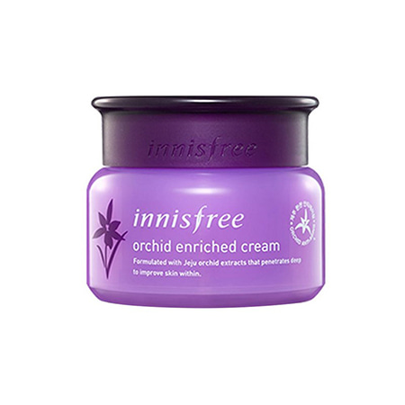 [Innisfree] Orchid Enriched Cream 50ml (Weight : 130g)