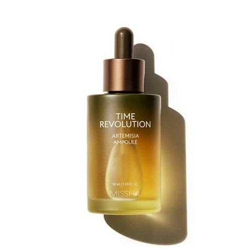 [Missha] Time Revolution Artemisia Ampoule 50ml (Weight : 200g) | MYKOCO.COM