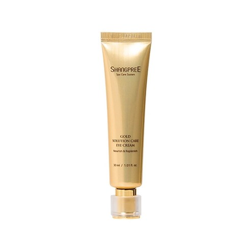 [Shangpree] Gold Solution Care Eye Cream 30ml (Weight : 60g)