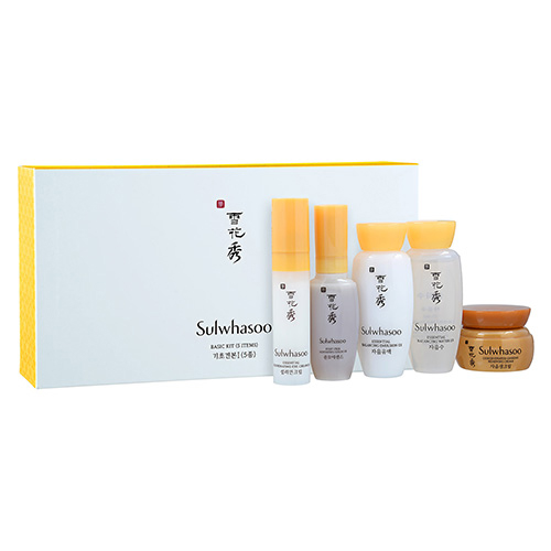 [Sulwhasoo] Basic Kit 5 Items (Sample) 50ml