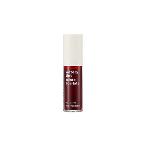 [The Face Shop] Watery Tint #04 Red Up 5g