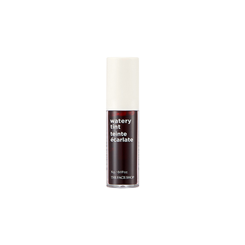 [The Face Shop] Watery Tint #05 Cherry Red 5g