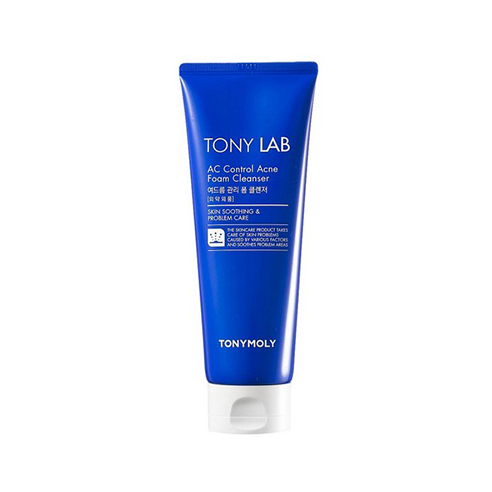 [Tonymoly] Tony Lab AC Control Acne Foam Cleanser 150ml (Weight : 200g)