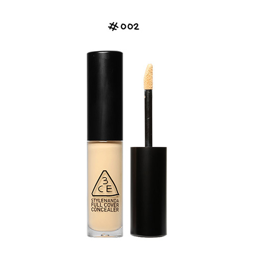 [E][3CE] Full Cover Concealer #002 5ml (Weight : 35g)