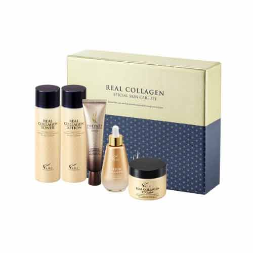 [A.H.C] Real Collagen Special Skin Care Set (Weight : 1200g)