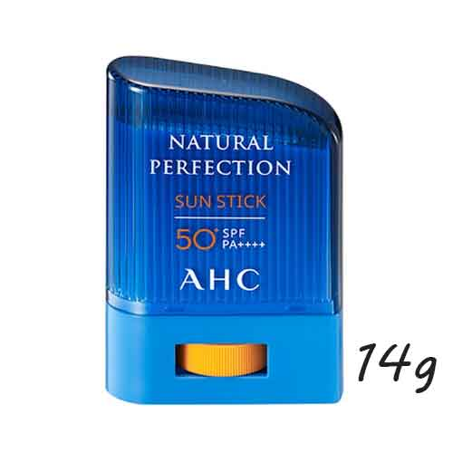 [A.H.C] Natural Perfection Sun Stick 14g SPF50+ PA++++ (Weight : 80g)