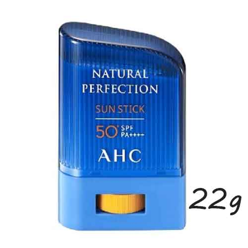 [A.H.C] Natural Perfection Sun Stick 22g SPF50+ PA++++ (Weight : 90g)