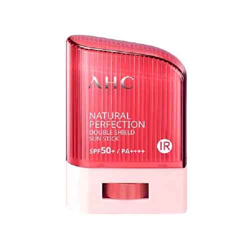 [A.H.C] Natural Perfection Double Shield Sun Stick 14g SPF50+ PA++++ (Weight : 80g)