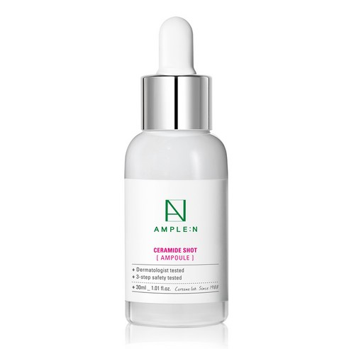 [Ample:N] Ceramide Shot Ample 30ml (Weight : 70g)
