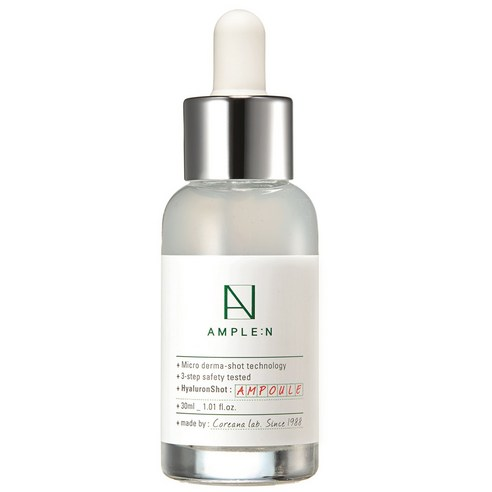 [Ample:N] Hyaluron Shot Ample 30ml (Weight : 70g)