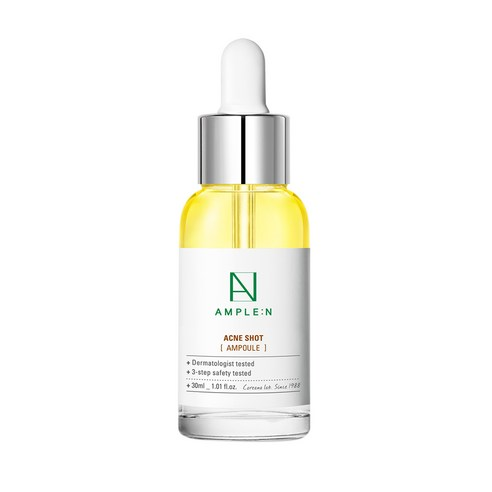 [Ample:N] Acne Shot Ample 30ml (Weight : 70g)