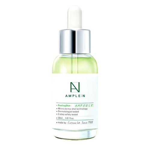 [Ample:N] Peeling Shot Ample 30ml (Weight : 70g)