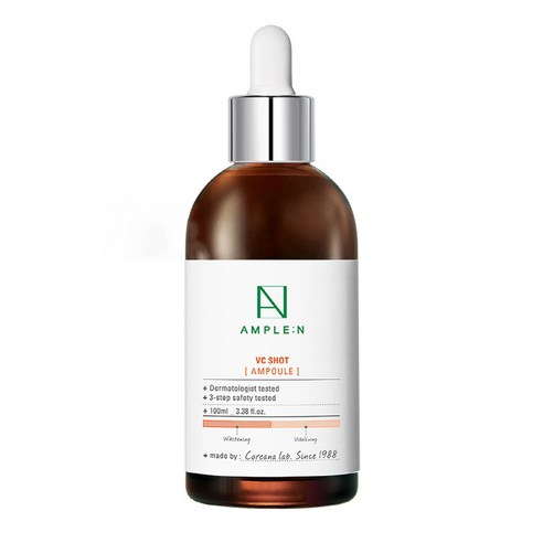 [Ample:N] VC Shot Ampoule 100ml (Weight : 280g)