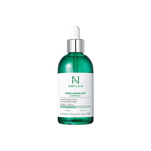 [Ample:N] Centel Calming Shot Ampoule 100ml (Weight : 280g)