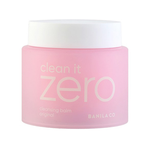 [Banila Co] Clean It Zero Cleansing Balm Original 180ml (Weight : 500g)