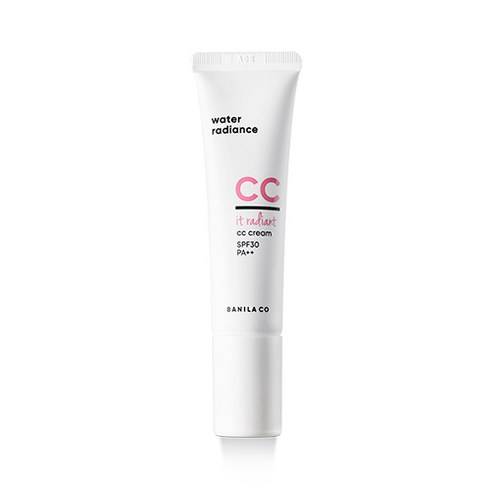 [Banila Co] It Radiant CC Cream SPF30 PA++ 30ml (Weight : 60g)