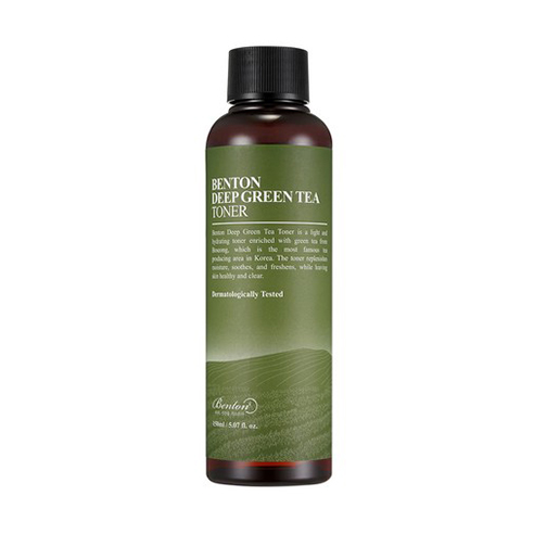 [Benton] Deep Green Tea Toner 150ml (Weight : 300g)