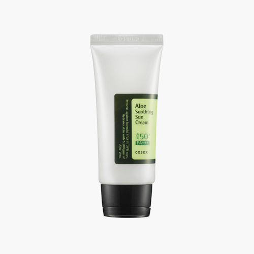 [Cosrx] Aloe Soothing Sun Cream SPF50/PA+++ 50ml