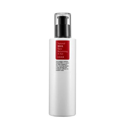 [Cosrx] Natural BHA Skin Returing A-sol 100ml (Weight : 190g)