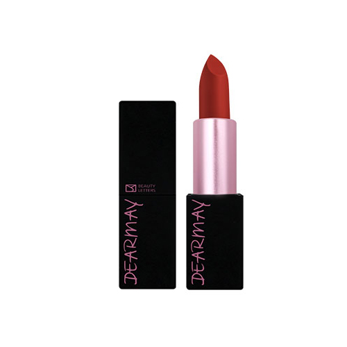 [Dearmay] Breeze Matte Lipstick #09 Fire Opal 3.5g (Weight : 40g)
