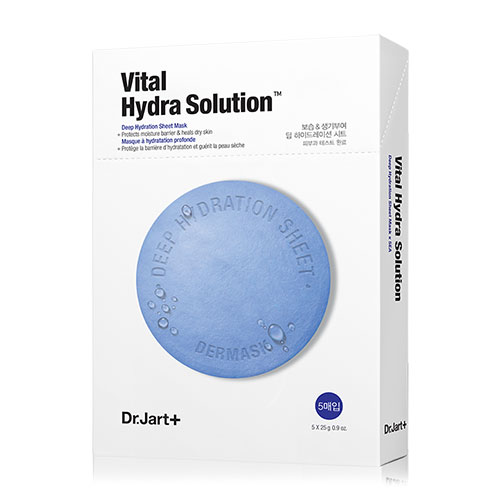 [Dr.Jart] Dermask Water Jet Vital Hydra Solution 25g*5