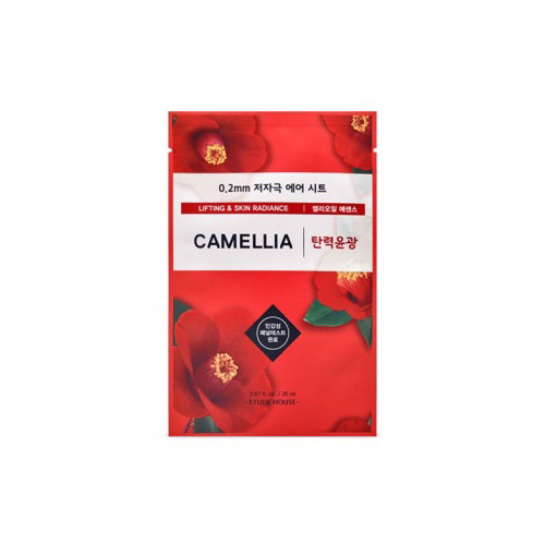 [Etude House] 0.2 Therapy Air Mask #Camelia 20ml