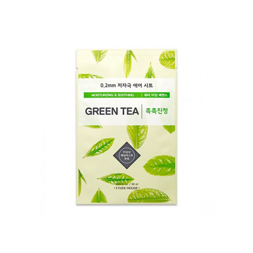 [Etude House] 0.2 Therapy Air Mask #Green Tea 20ml
