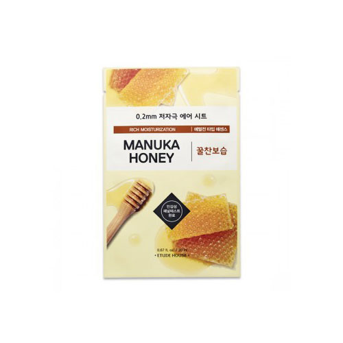 [Etude House] 0.2 Therapy Air Mask #Manuka Honey 20ml