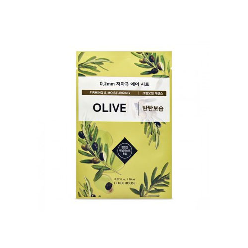 [Etude House] 0.2 Therapy Air Mask #Olive 20ml