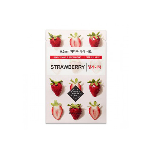 [Etude House] 0.2 Therapy Air Mask #Strawberry 20ml