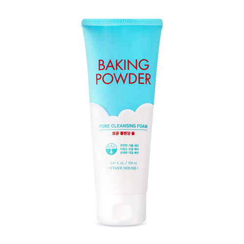 [E][Etude House] Baking Powder Pore Cleansing Foam 160ml (Weight : 190g)
