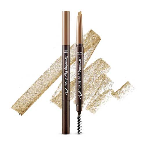 [Etude House] Drawing Eye Brow New #07 Light Brown 0.25g