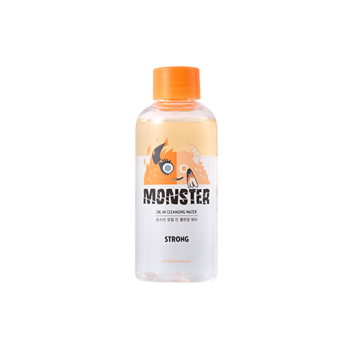 [Etude House] Monster Oil In Cleansing Water (Sample) 100ml (Weight : 140g)
