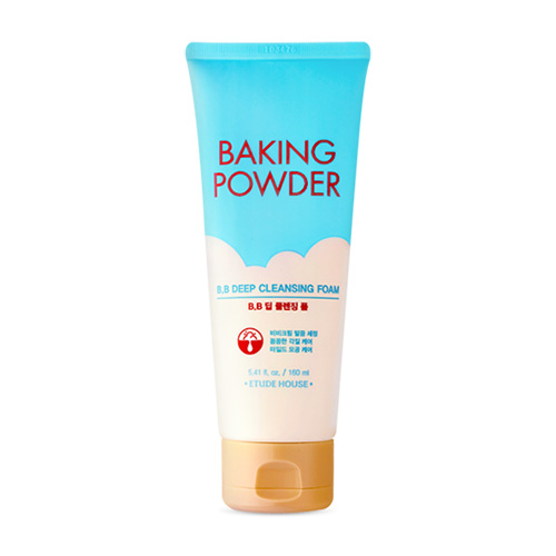 [E][Etude House] Baking Powder B.B Deep Cleansing Foam 160ml (Weight : 190g)