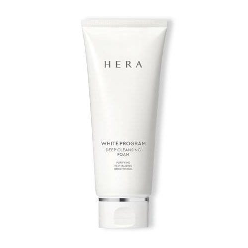 [E][Hera] White Program Deep Cleansing Foam 200ml (Weight : 230g)