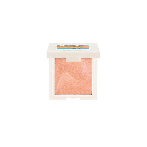 [Holika Holika] Crystal Crush Highlighter Love Who You Are Collection #02 Pink Hype 9g (Weight : 60g)