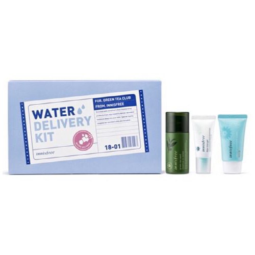 [Innisfree] Water Delivery Kit (Sample) 1ea (Weight : 198g)