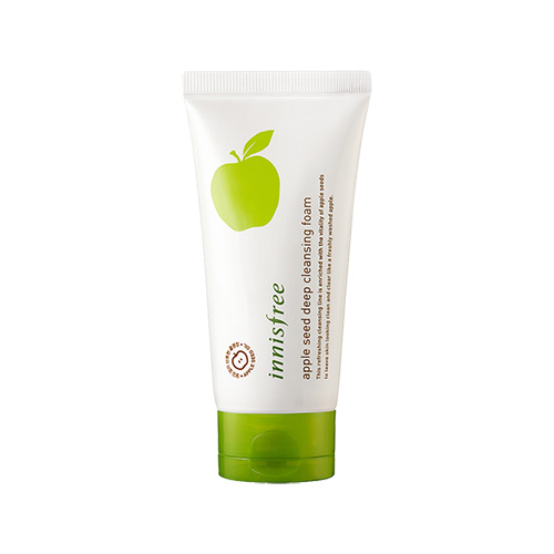[E][Innisfree] Apple Seed Deep Cleansing Foam 150ml (Weight : 180g)