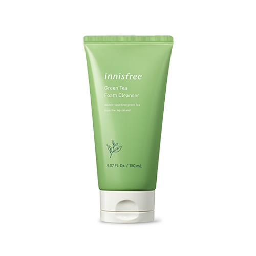 [E][Innisfree] Green Tea Foam Cleanser 150ml (Weight : 180g)