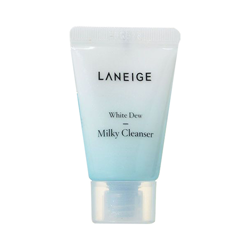[Laneige] White Dew Milky Cleanser (Sample) 10ml