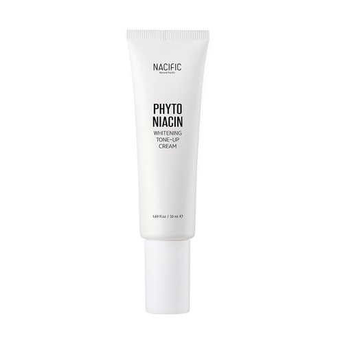 [Nacific] Phyto Niacin Whitening Tone-up Cream 50ml (Weight : 80g)