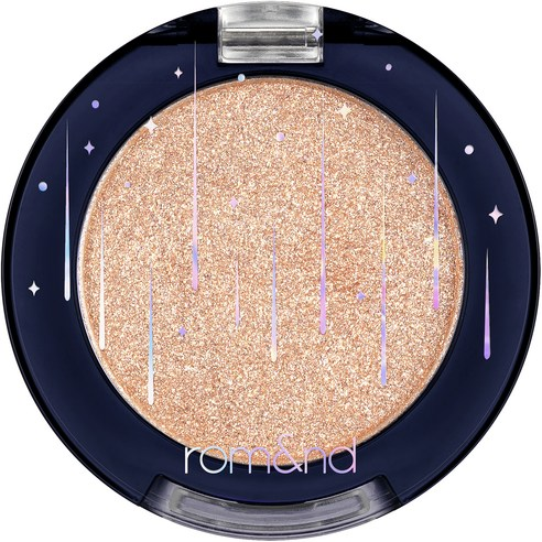 [Rom&nd] The Universe Glitter Shadow #01 Moonlight 1.2g (Weight : 20g)