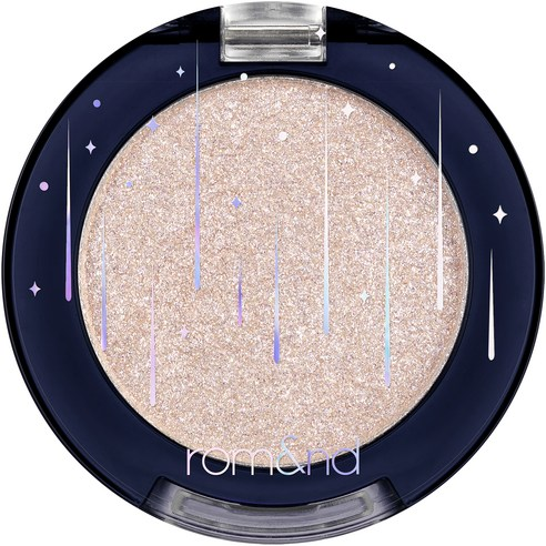 [Rom&nd] The Universe Glitter Shadow #02 White Hole 1.2g (Weight : 20g)