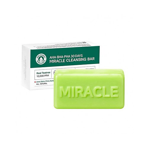 [Some By Mi] Aha/Bha/Pha 30 Days Miracle Cleansing Bar 106g
