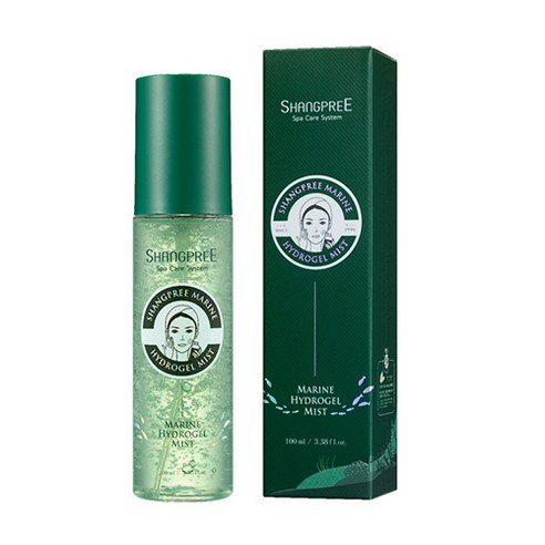 [Shangpree] Marine Hydrogel Mist 100ml (Weight : 170g)
